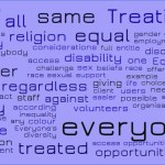 Equalities means ...